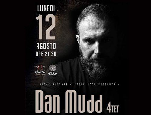 Vetitia e Dan Mudd al Vanilla il 12 Agosto